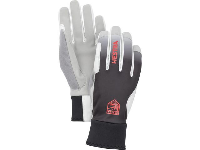 Hestra XC Race Fit 5 Finger Gloves black